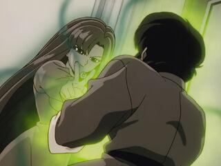 Hinako Ninomiya (voiced by Yumi Touma) Ranma 1-2 Oav 04 35