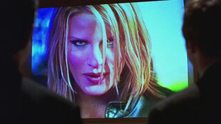 Erica Black in Turbulence 3 - Heavy Metal (played by Monika Schnarre) 28