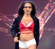 Heel Gail WWE