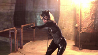 Selina Kyle-Catwoman (played by Michelle Pfeiffer) Batman Returns 153