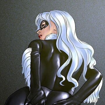 Black Cat Spider Man The Female Villains Wiki Fandom