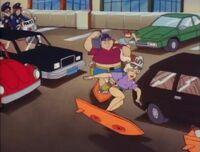 Bambi Police Academy The Animated Series The Hang Ten Gang 06