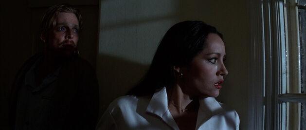 Fatima Blush (played by Barbara Carrera) Never Say Never Again 37-0