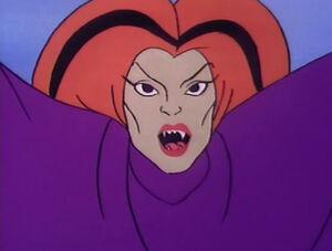 Lady Vampire of the Bay