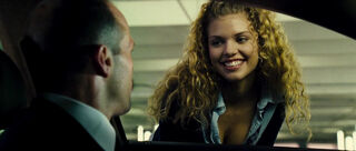 Car Jacking Girl (played by Annalynne McCord) The Transporter 2 02