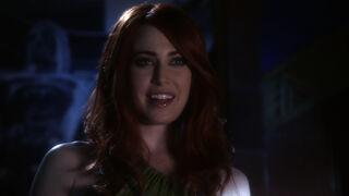 Maxima (played by Charlotte Sullivan) Smallville Instinct 79