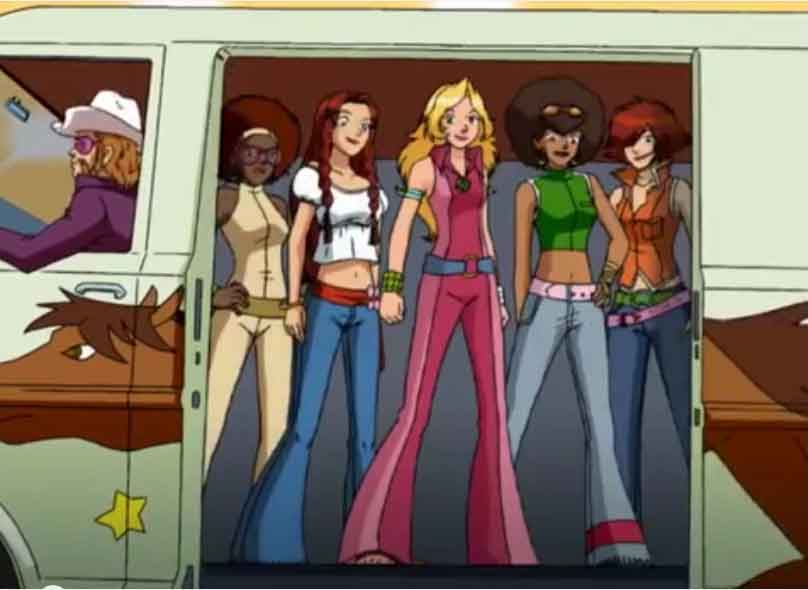 Disco Chicks (Totally Spies)