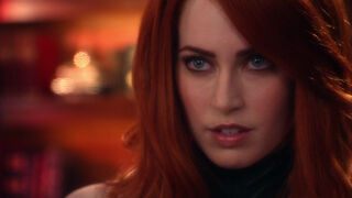 Maxima (played by Charlotte Sullivan) Smallville Instinct 29