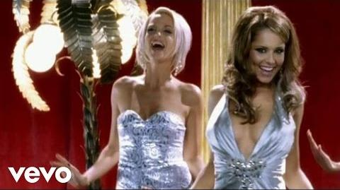 Girls Aloud - I Think We're Alone Now - Tied-Up Ending-0