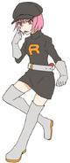 33 - rocket girl akanbe