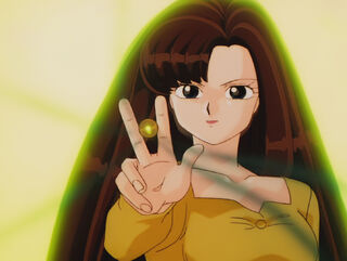 Hinako Ninomiya (voiced by Yumi Touma) Ranma 1-2 Oav 04 25