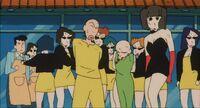 Majo Hostess Corps Shin Chan Balls Of Darkness 26