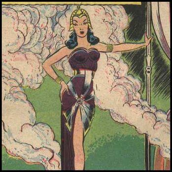 Sheba (Earth-MLJ) of Top-Notch Vol1 27