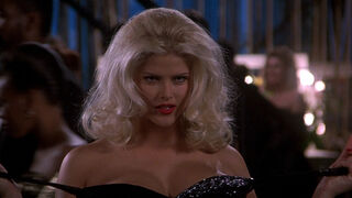 Tanya Peters in Naked Gun 3 (played by Anna Nicole Smith) 347