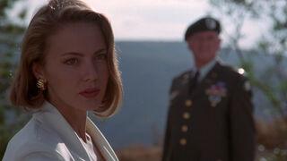 Michelle Rodham Huddleston (played by Brenda Bakke) Hot Shots 2 27