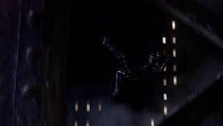Selina Kyle-Catwoman (played by Michelle Pfeiffer) Batman Returns 133