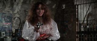 Fatima Blush (played by Barbara Carrera) Never Say Never Again 268