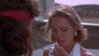 Michelle Rodham Huddleston (played by Brenda Bakke) Hot Shots 2 85