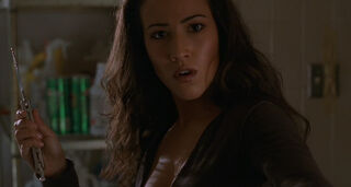 Nadja (played by Marisa Quintanilla) Road House 2 Last Call 72