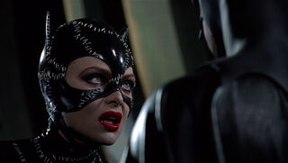 Selina Kyle-Catwoman (played by Michelle Pfeiffer) Batman Returns 76