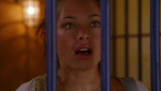 Desiree Atkins (played by Krista Allen) Smallville 77
