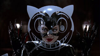 Selina Kyle-Catwoman (played by Michelle Pfeiffer) Batman Returns 42
