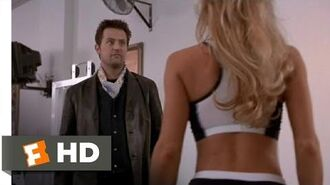 Serving Sara (4 10) Movie CLIP - Never Hit a Girl (2002) HD
