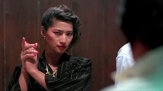 The Japanese Fighter in My Lucky Stars (played by Michiko Nishikawa) 181