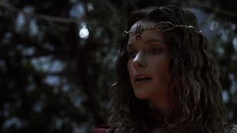 Gresilda first scene