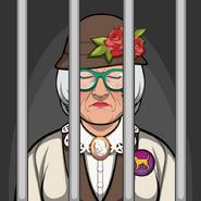 Margaret Littlewood arrest