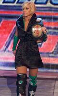 Michelle McCool Women's Champion