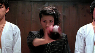 The Japanese Fighter in My Lucky Stars (played by Michiko Nishikawa) 00