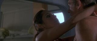 Fatima Blush (played by Barbara Carrera) Never Say Never Again 93-0