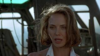 Michelle Rodham Huddleston (played by Brenda Bakke) Hot Shots 2 134