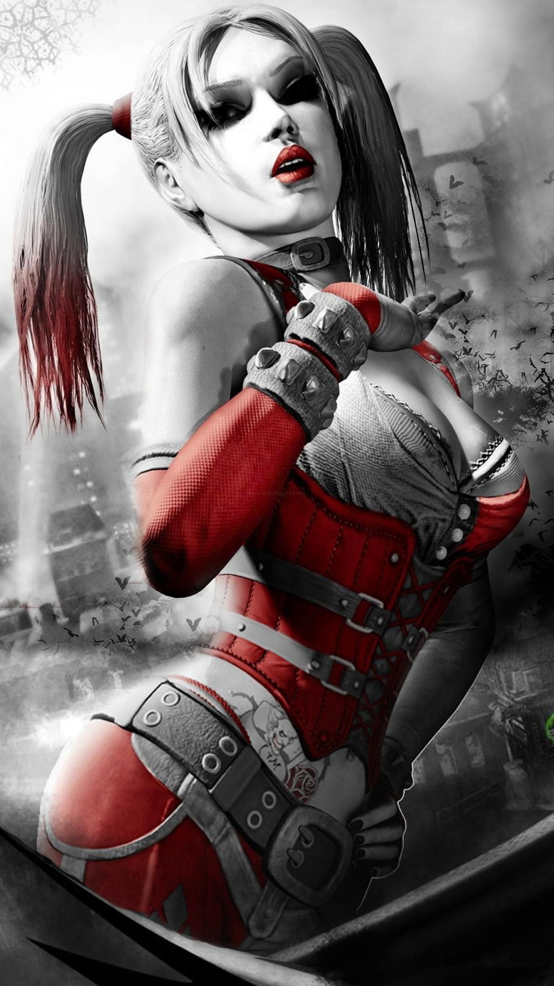 Harley Quinn Wallpaper For Iphone N930oO03k