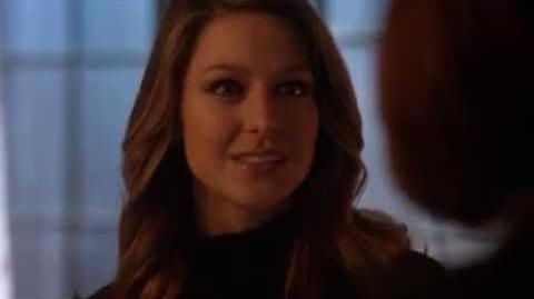 "Red Kryptonite Kara confronting Alex ""Deep down you hate me"""