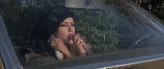 Fatima Blush (played by Barbara Carrera) Never Say Never Again 49-0