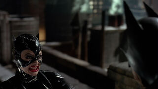 Selina Kyle-Catwoman (played by Michelle Pfeiffer) Batman Returns 61