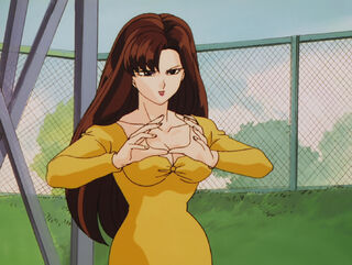 Hinako Ninomiya (voiced by Yumi Touma) Ranma 1-2 Oav 04 67