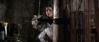 Fatima Blush (played by Barbara Carrera) Never Say Never Again 186-0