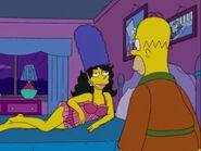Julia as Marge