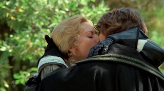 Justine de Winter (played by Kim Cattrall) The Return of the Musketeers 388