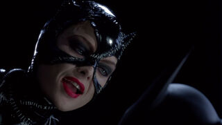 Selina Kyle-Catwoman (played by Michelle Pfeiffer) Batman Returns 121