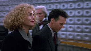 Selina Kyle-Catwoman (played by Michelle Pfeiffer) Batman Returns 41