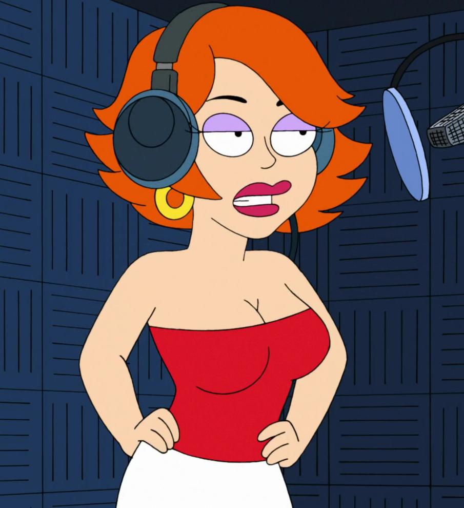 Gina (American Dad!) | EvilBabes Wiki | FANDOM powered by