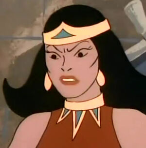 Thera Amazon Warriors Fangface Begone You Amazon 00A