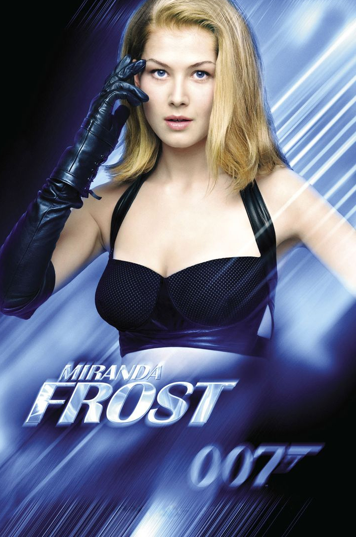 miranda frost  die another day