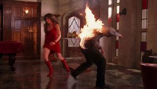 Desiree Atkins (played by Krista Allen) Smallville 94
