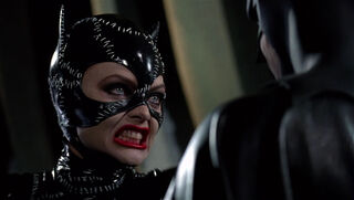 Selina Kyle-Catwoman (played by Michelle Pfeiffer) Batman Returns 78
