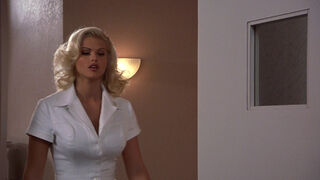 Tanya Peters in Naked Gun 3 (played by Anna Nicole Smith) 22
